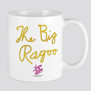 Laverne and Shirley: The Big Ragoo Mug