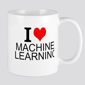 I Love Machine Learning Mugs