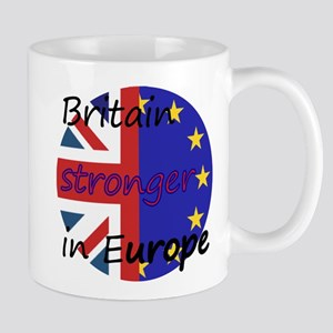Stronger In Europe Mug Mugs