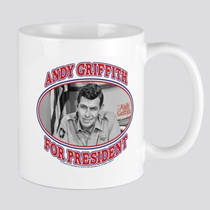 Andy Griffith for President Mug