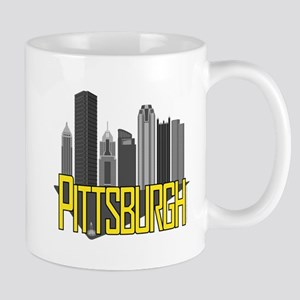 Pittsburgh City Colors Mugs