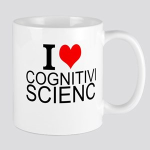 I Love Cognitive Science Mugs