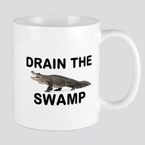 DRAIN THE SWAMP 11 oz Ceramic Mug