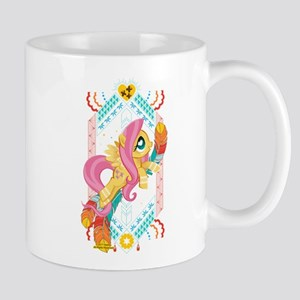 My Little Pony Fluttershy Feathers Mugs