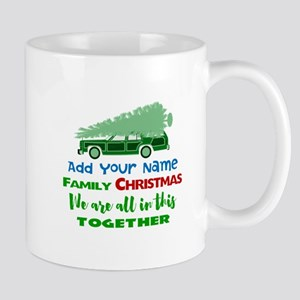 Personalized Griswold Christmas 11 oz Ceramic Mug
