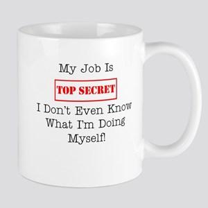 top secret Mugs