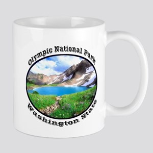 Olympic National Park Mug