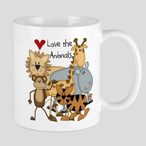 Love the Animals Mug