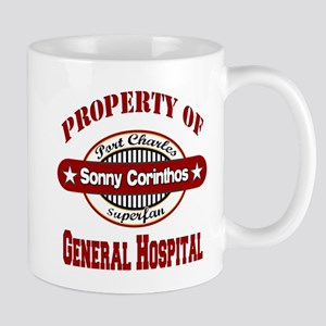 Property of Sonny Corinthos Mug
