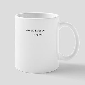 Artemisia Mugs - CafePress