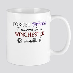 I want to be a Winchester Mug