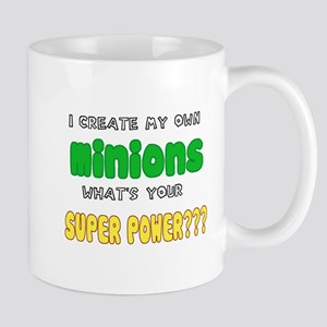 Minion Super Power Mug