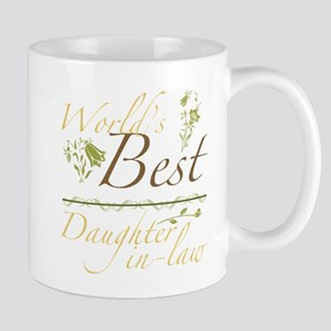 Vintage Best Daughter-In-Law Mug