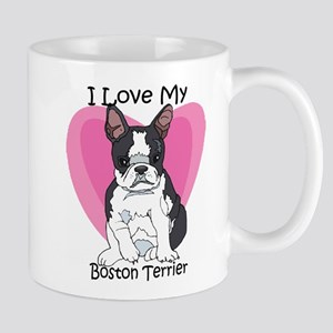 I Luv My Boston Terrier-2 Mug