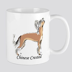 Chinese Crested Breed-2 Mug