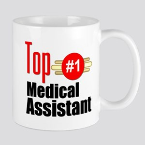 Top Medical Assistant Mug