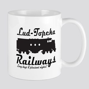 Lud-Topeka Railways Mug