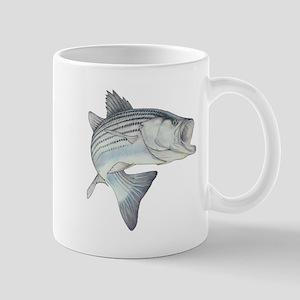 new styles 6e2a1 52967 Lunker s Stripe Bass Mug