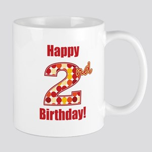 Happy 2nd Birthday! Mug