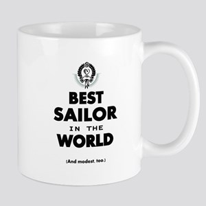 The Best in the World Best Sailor Mugs