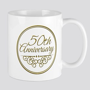 50th Anniversary Mugs