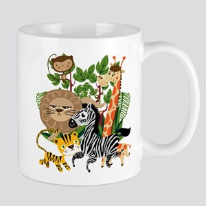 Animal Safari Mug