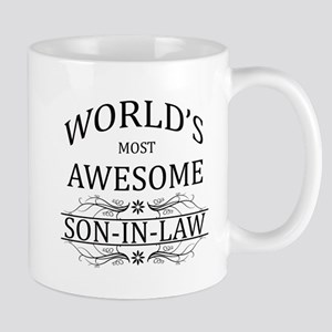 World's Most Amazing Son-In-Law Mug