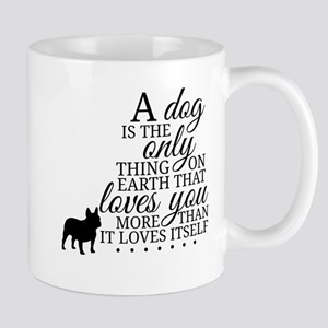 A Dog's Love Mugs