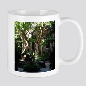 Hidden Courtyard Mugs