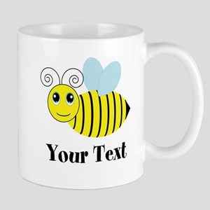 Personalizable Honey Bee Mugs