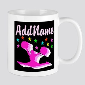 PINK CHEERLEADER Mug