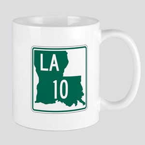 Route 10, Louisiana Mug