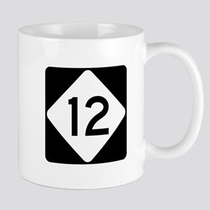 Highway 12, North Carolina Mug