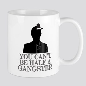 Boardwalk Empire: Half Gangsta Mugs
