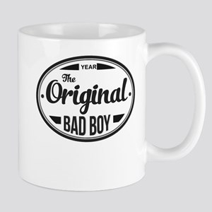 Personalized Birthday Bad Boy Mug