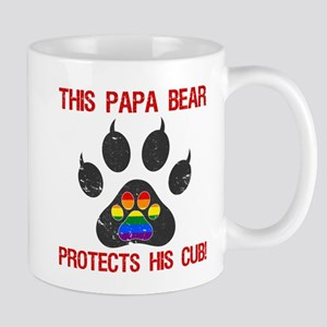 LGBT Pride For Dads Mugs