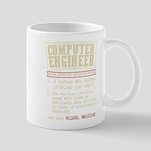 2b79fc4f879 Computer Engineer Funny Dictionary Term Mugs