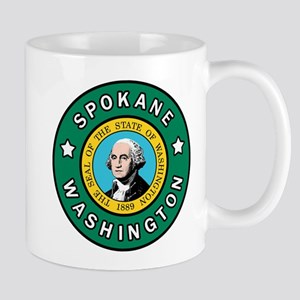 Spokane Washington Mugs