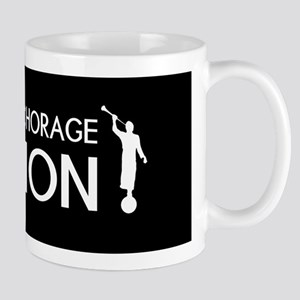 Alaska, Anchorage Mission (Moroni) Mug