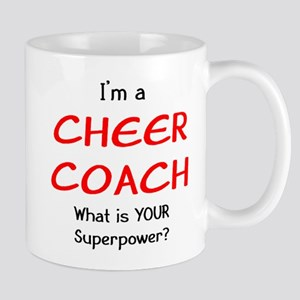 cheer coach 11 oz Ceramic Mug