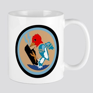 VP 49 Woodpeckers Mug