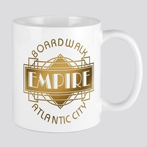 Boardwalk Empire Art Deco Mugs