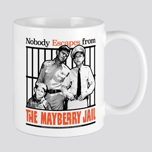 The Mayberry Jail Mug
