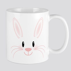 Bunny Face Mugs
