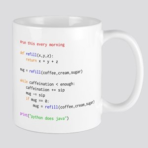 python does java Mugs