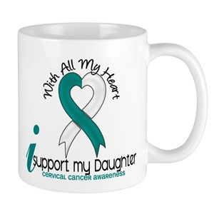 D Daughter Mugs