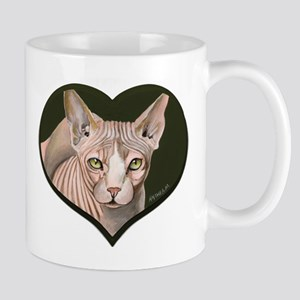 Sphynx Cat Mugs - CafePress