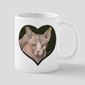 Sphynx Cat Mugs - CafePress