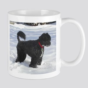 portuguese water dog full Mugs