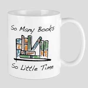 So Many Books Mug